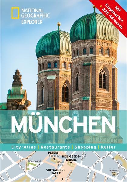 National Geographic Explorer München - Coverbild
