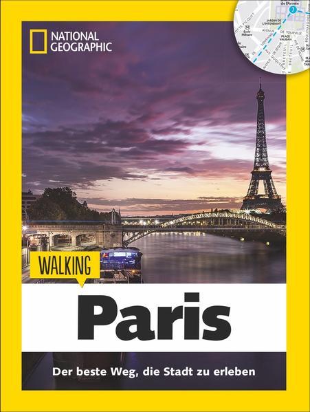 Walking Paris - Coverbild