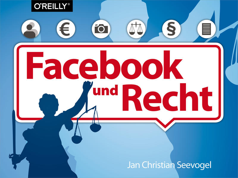 Das Buch zu Facebook und Recht - Coverbild