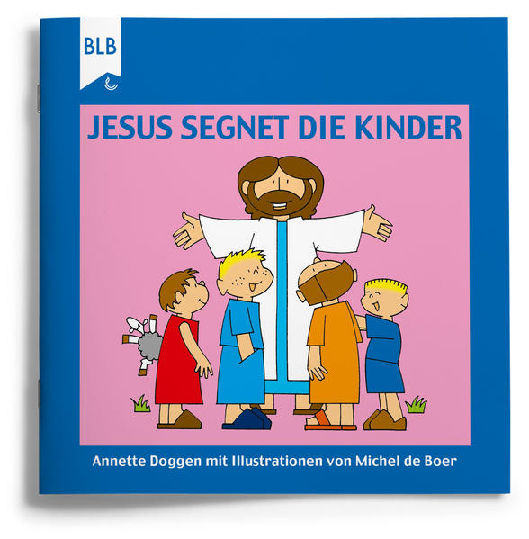 Jesus segnet die Kinder - Coverbild