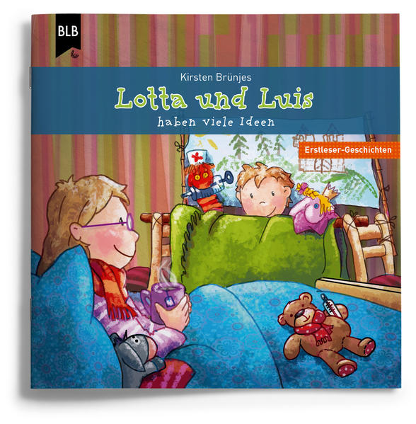 Lotta und Luis haben viele Ideen - Coverbild