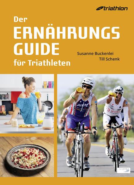 Der Ernährungsguide für Ausdauersportler - Coverbild