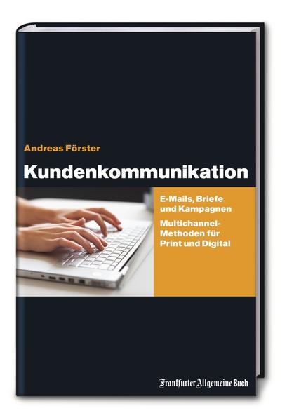 Kundenkommunikation - Coverbild