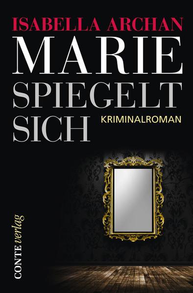 Marie spiegelt sich - Coverbild