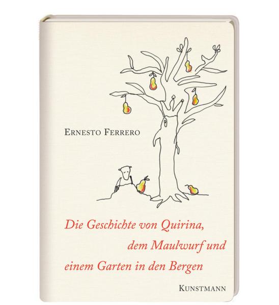 Die Geschichte von Quirina, dem Maulwurf und einem Garten in den Bergen - Coverbild