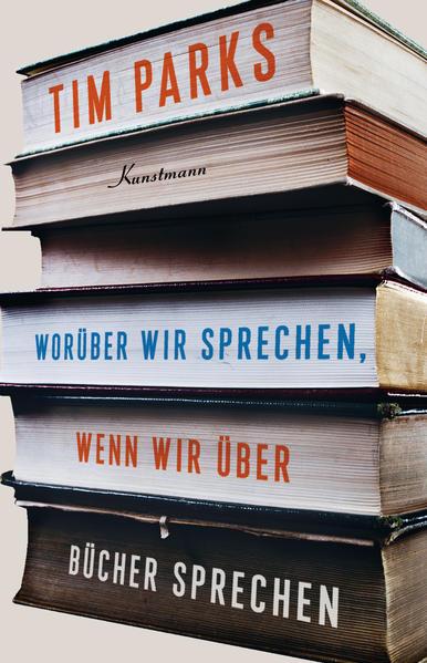 Worüber wir sprechen, wenn wir über Bücher sprechen - Coverbild