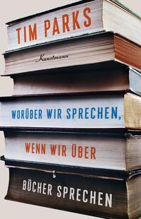 Worüber wir sprechen, wenn wir über Bücher sprechen Cover