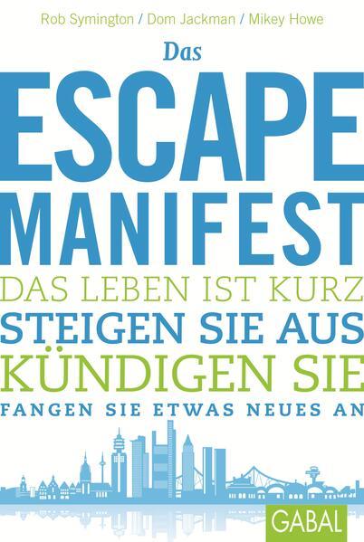 Das Escape-Manifest - Coverbild