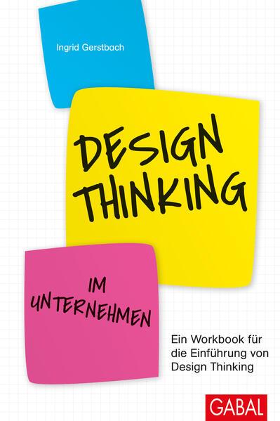Design Thinking im Unternehmen - Coverbild