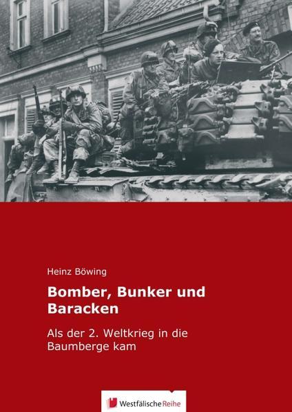 Bomber, Bunker und Baracken - Coverbild