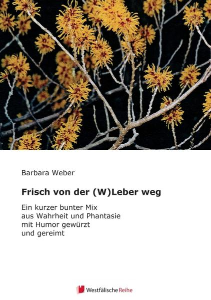 Frisch von der (W)Leber weg - Coverbild