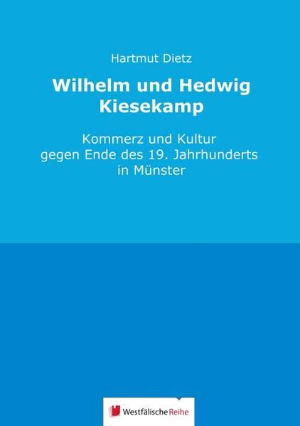 Wilhelm und Hedwig Kiesekamp - Coverbild