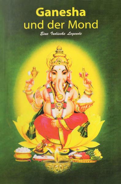 Ganesha und der Mond - Coverbild