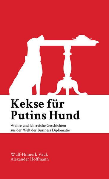 Kekse für Putins Hund - Coverbild