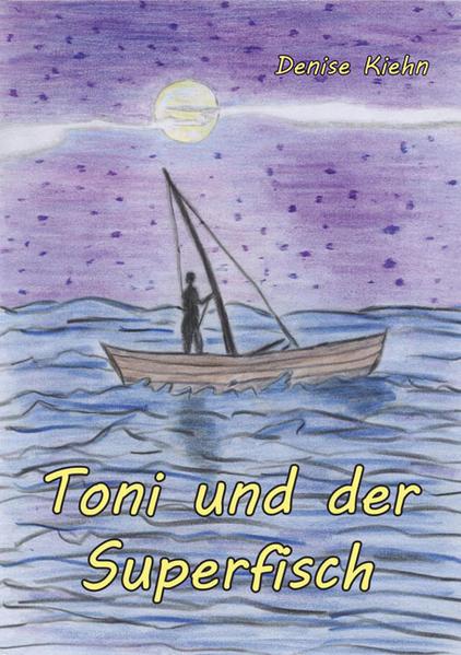 Toni und der Superfisch - Coverbild