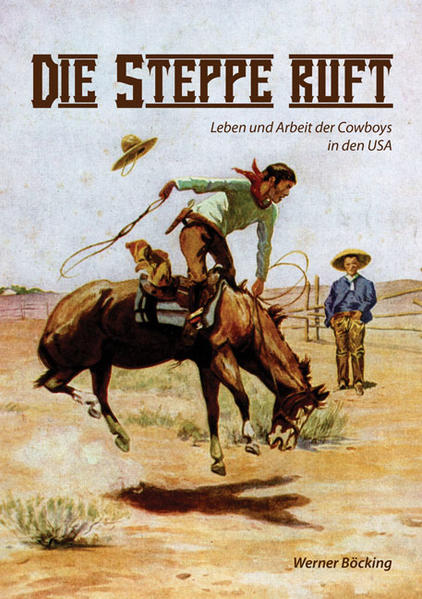Die Steppe ruft - Coverbild