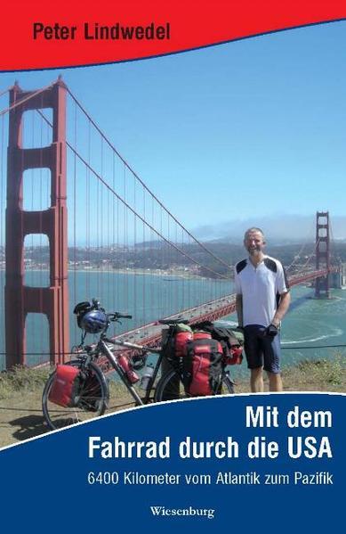 Mit dem Fahrrad durch die USA - Coverbild