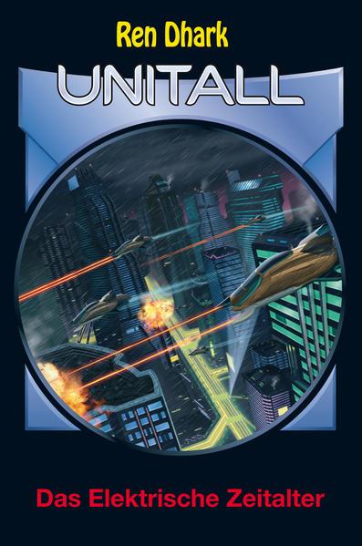 Ren Dhark Unitall 31 - Coverbild