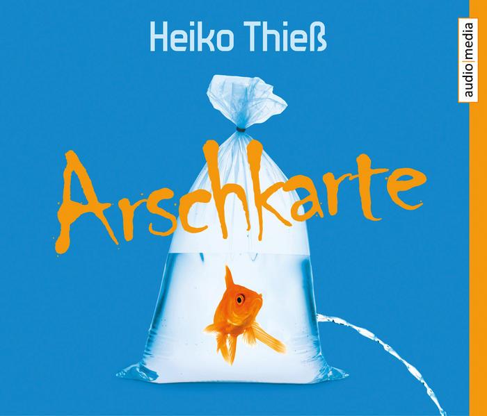 Arschkarte - Coverbild