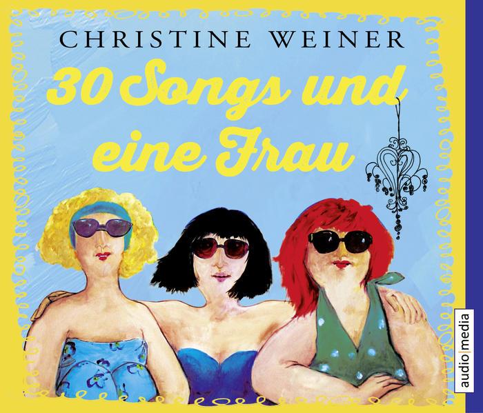 30 Songs und eine Frau - Coverbild
