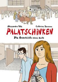 Palatschinken – Die Geschichte eines Exils Cover