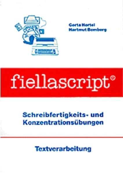 Schreibfertigkeits- und Konzentrationsübungen - Coverbild