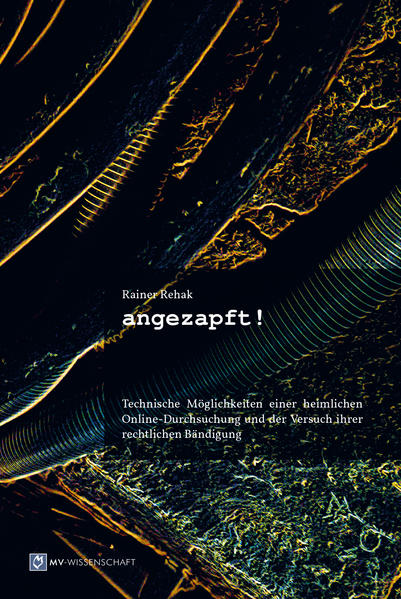 Angezapft - Coverbild