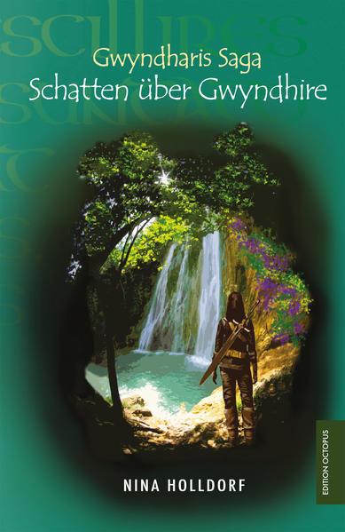 Gwyndharis Saga – Schatten über Gwyndhire - Coverbild