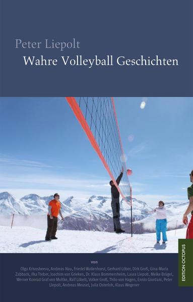Wahre Volleyball Geschichten - Coverbild