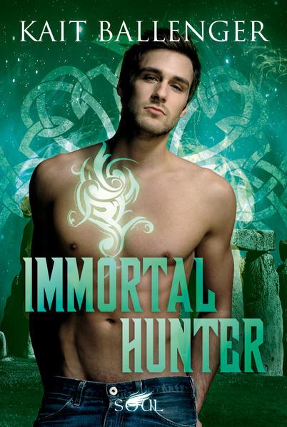 Immortal Hunter - Coverbild