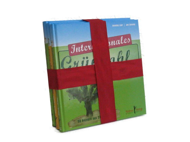 Kochbücher Gesamtpaket - Coverbild
