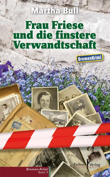 Frau Friese und die finstere Verwandtschaft - Coverbild