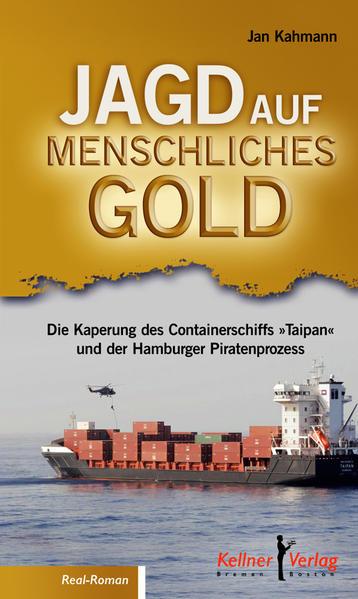 Jagd auf menschliches Gold - Coverbild