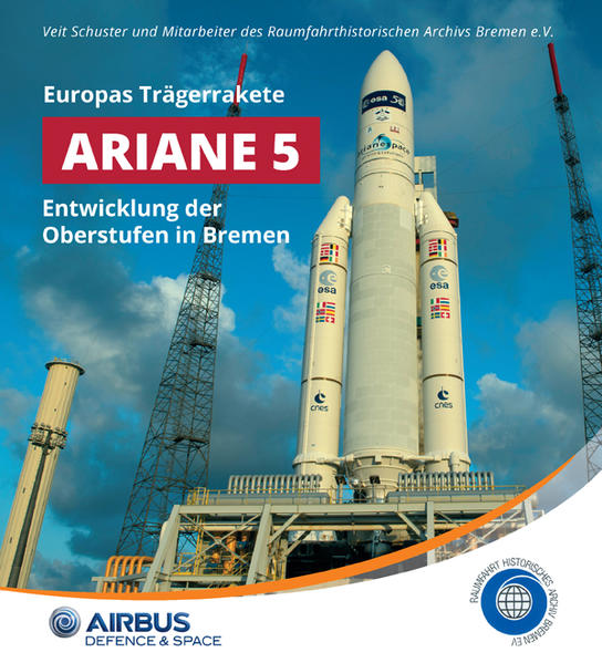 Europas Trägerrakete Ariane 5 - Coverbild