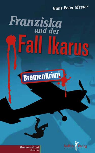 Franziska und der Fall Ikarus - Coverbild