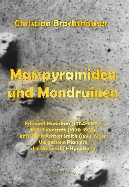 Marspyramiden und Mondruinen - Coverbild