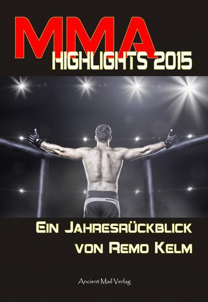 MMA Highlights 2015 - Coverbild