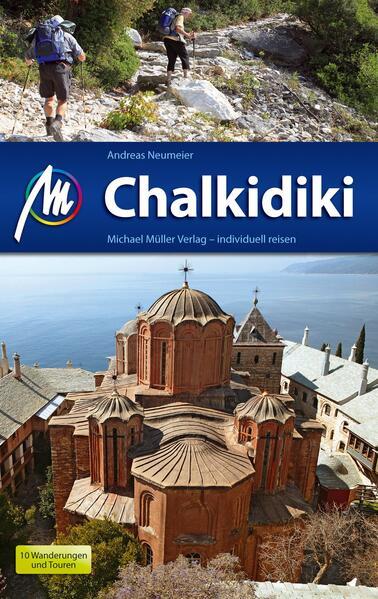 Chalkidiki - Coverbild