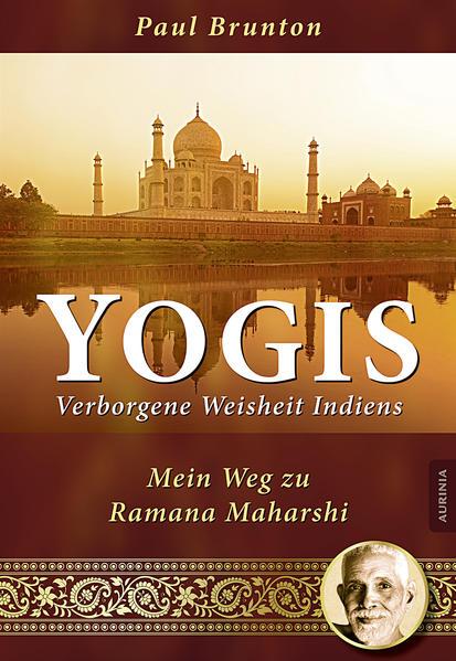 Yogis - Verborgene Weisheit Indiens - Coverbild
