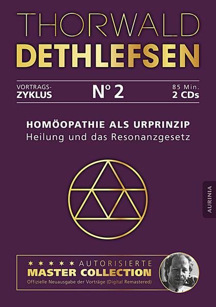 Homöopathie als Urprinzip - Heilung und das Resonanzgesetz - Coverbild