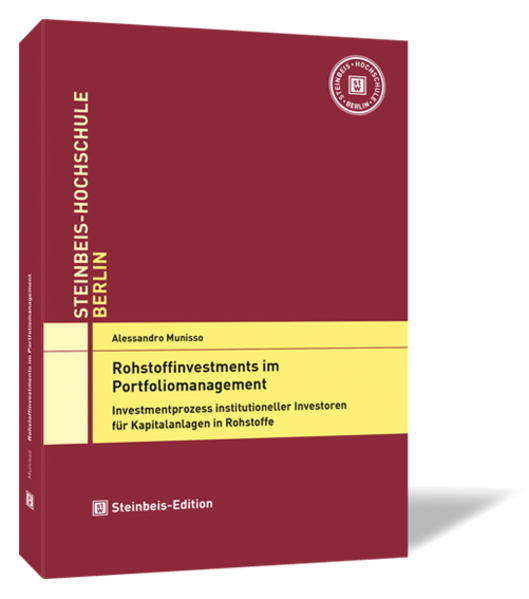 Rohstoffinvestments im Portfoliomanagement - Coverbild