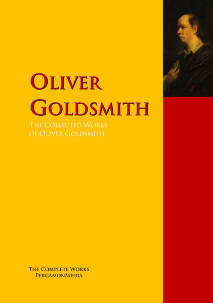 The Collected Works of Oliver Goldsmith - Coverbild