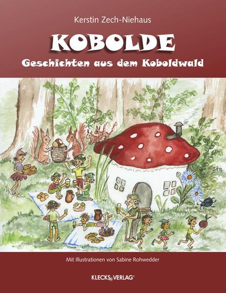 Geschichten aus dem Koboldwald - Coverbild