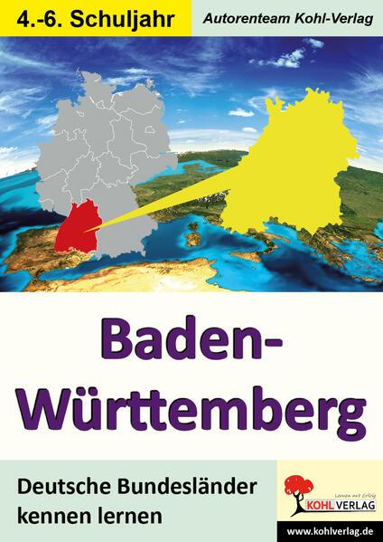 Baden-Württemberg - Coverbild