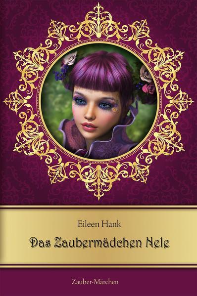 Das Zaubermädchen Nele - Coverbild