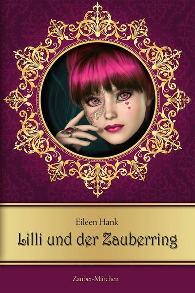 Lilli und der Zauberring - Coverbild
