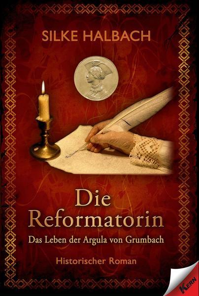 Die Reformatorin - Coverbild
