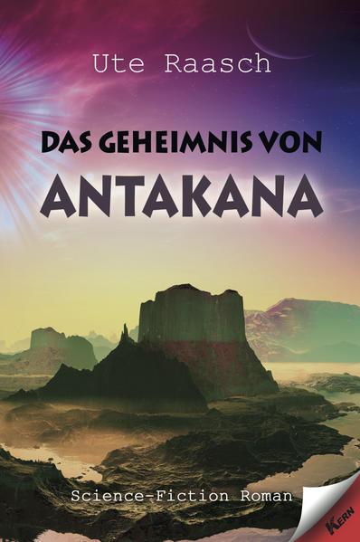 Das Geheimnis von Antakana - Coverbild
