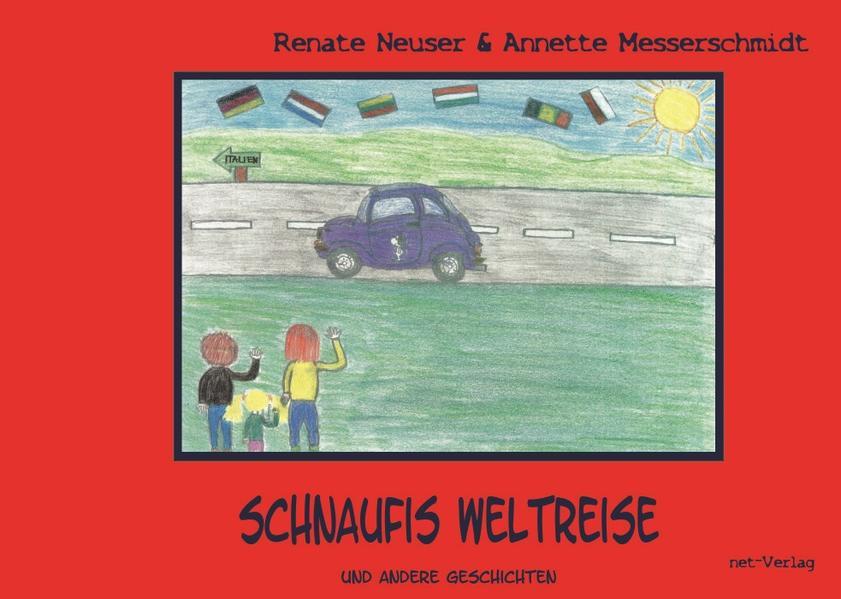 Schnaufis Weltreise - Coverbild