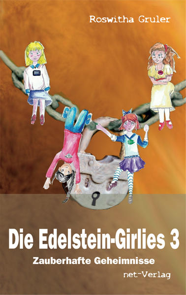 Die Edelstein-Girlies 3 - Zauberhafte Geheimnisse - Coverbild